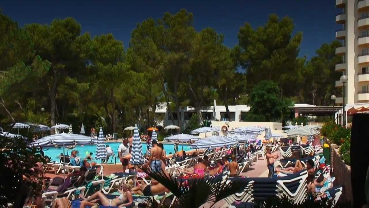 Fiesta Hotel Tanit Ibiza Youtube