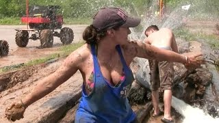 Mud Trucks Gone Wild - Louisiana Mud Fest 2015 - Part 1