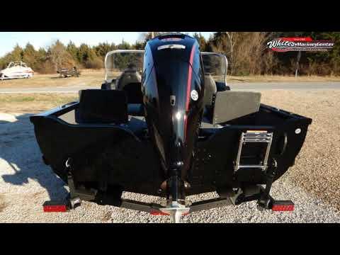 2019 Crestliner 1750 Fish Hawk Walk Through JS For Sale In Pittsburg, MO | White's Marine Center