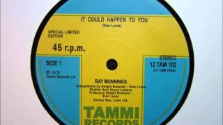Ray Munnings - It Could Happen To You.wmv