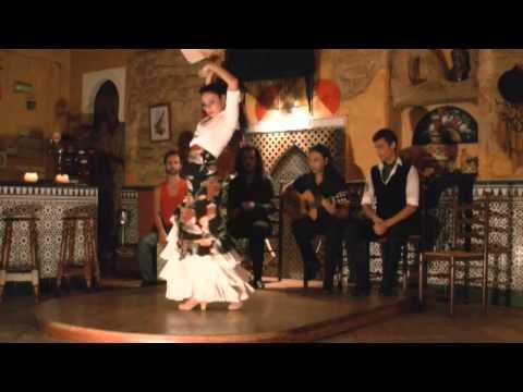 FLAMENCO DE CORAZON - Alegrias