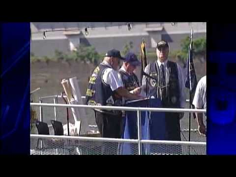 Retired Sub USS Requin In Pittsburgh For Special Tribute