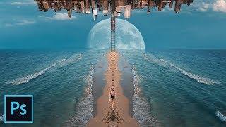 Unglaubliche Fotomanipulation - Adobe PhotoshopTutorial | PhotoshopHelpGerman