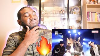 BTS 방탄소년단 MIC Drop Live FIRST EVER BTS COMEBACK SHOW REACTION H DAMION MUST WATCH
