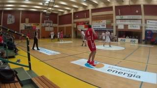PUS-Basket - LoKoKo Bisons, 2.4.2017 (Half 1/2), M1DB qualifications