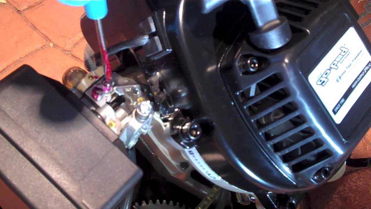 maxresdefault how to adjust go ped carburetor (& other small 2 cycle engine moped wiring diagram at mr168.co