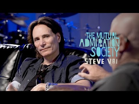 Steve Vai and Sterling Ball: The Mutual Admiration Society