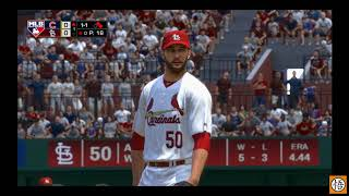 MLB the Show 18 | Chicago Cubs Franchise | Father's Day Game | @ St. Louis Cardinals | PS4
