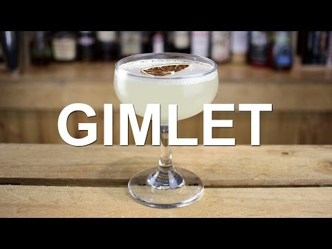 Gimlet Gin Cocktail Recipe