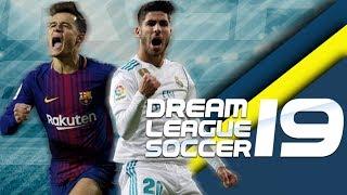 Dream League Soccer 19 Uefa Champions League Edition Jugadores