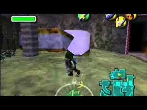 Zelda Majoras Mask 3 La chasse aux masques