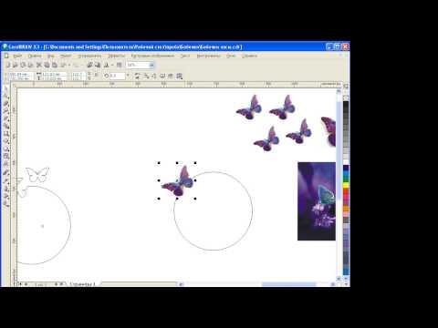 видео: Как подготовить файлы для печати и лазерной резки в coreldraw