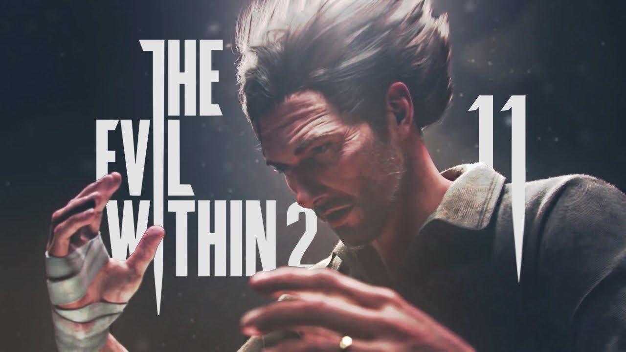 The Evil Within 2 (PL) #11 – Pożądanie sztuki (Gameplay PL / Zagrajmy w)