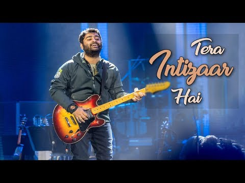tera-intizaar-hai-(hd)-|-arijit-singh-live-|-first-time-ever-|-exclusive-video