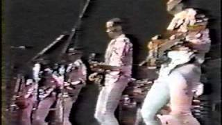 RARE ESSENCE LIVE AT THE CAPITOL CENTER - 1986