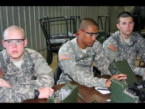 US Army - Charlie Company - Fort Leonard Wood (18August2011) - Slideshow