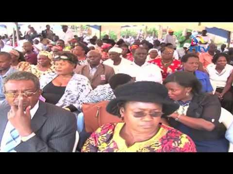 Murdered Mumias sugar company legal secretary buried in Vihiga