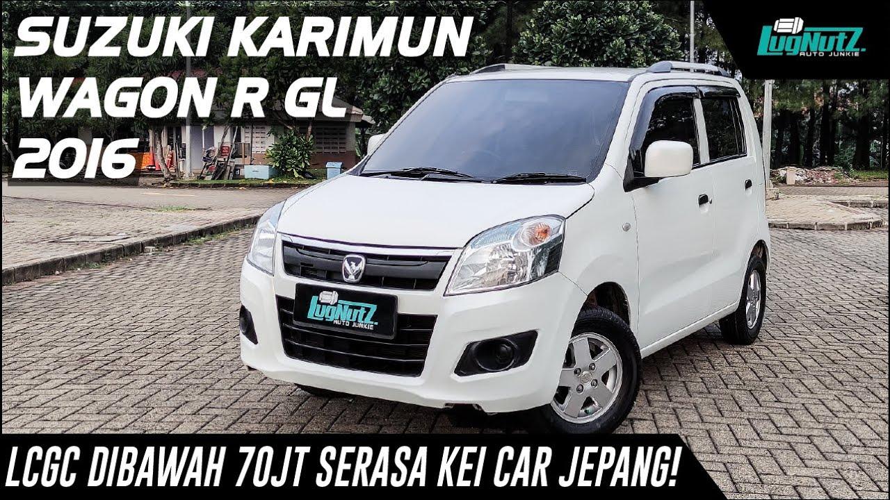 LCGC Ala KeiCar Jepang Super Murah! Suzuki Karimun Wagon R Lebih Dari Cukup!