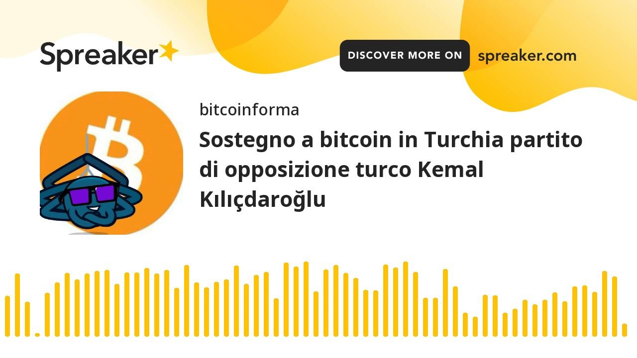 broker bitcoin in turchia