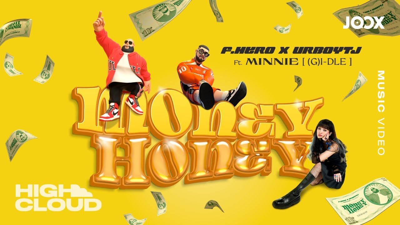 F.HERO x URBOYTJ Ft. MINNIE ((G)I-DLE) - MONEY HONEY (Prod. By URBOYTJ) [Official MV]