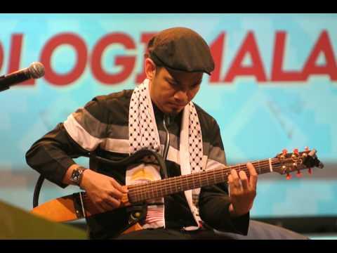 Ketika Cinta Bertasbih (Instrumental) - Sham Kamikaze Di FESKO 51 Universiti Teknologi Malaysia