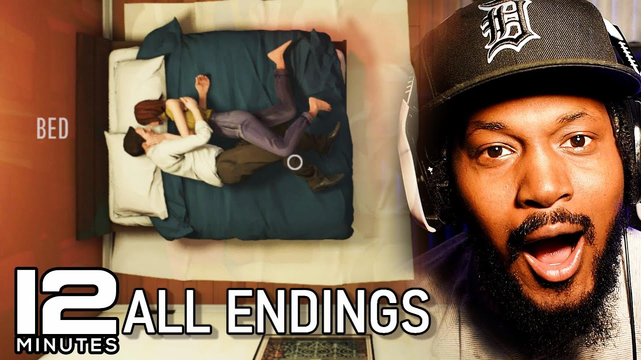 Download I CAN'T BELIEVE IT ENDS LIKE THIS | 12 Minutes ALL ENDINGS