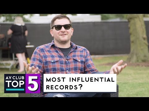 The Menzingers' Greg Barnett picks the 5 records that influenced him most