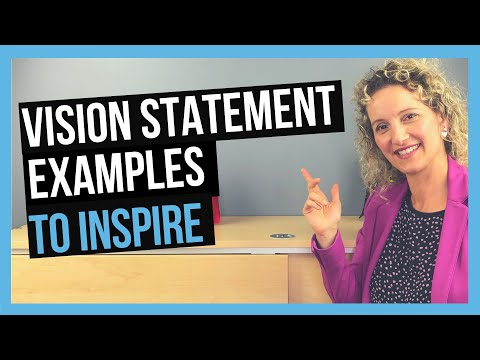 Company Vision Statement Examples [AND WHY THEY'RE GREAT]