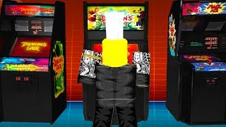 MAKING MY OWN ARCADE IN ROBLOX!