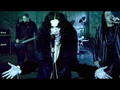 LACUNA COIL - Enjoy the Silence - US Version (OFFICIAL VIDEO)