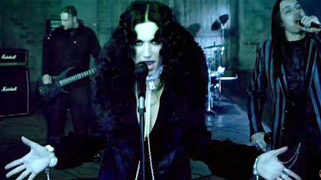 LACUNA COIL — Enjoy the Silence — US Version (OFFICIAL VIDEO)