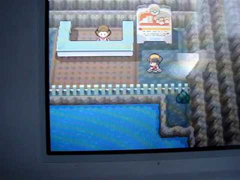 how to get kyogre in soul silver