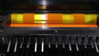 Hamburger Kassenblockfabrik - Offsetmaschine