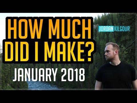 My Entrepreneurial Journey Update: January 2018