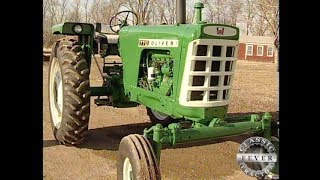 1964 Oliver 770 Standard Tractor - Classic Tractor Fever