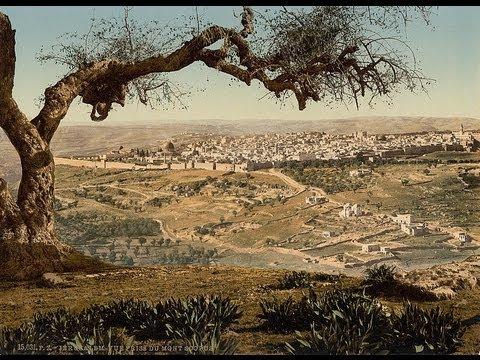 Palestine & Jerusalem - circa 1900