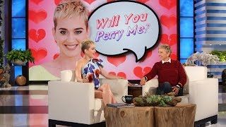 'Will You Perry Me?' with Katy Perry