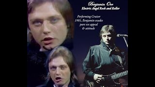 The Cars & Benjamin Orr perform Cruiser live in 1981 on TV