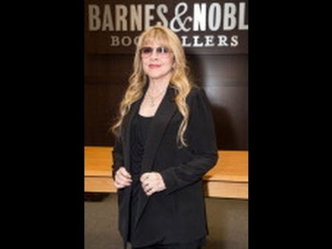 Stevie Nicks In Your Dreams DVD Signing Event, Barnes & Noble, Los Angeles
