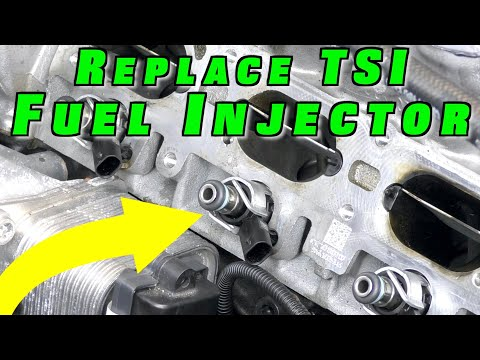 Fuel Injector Replacement VW/Audi TSI Engines