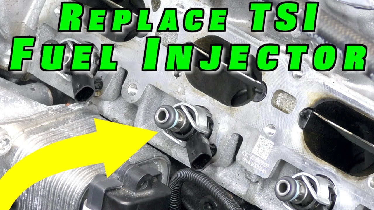 Download Fuel Injector Replacement VW/Audi TSI Engines