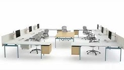 Orlando Office Furniture-The Knoll System