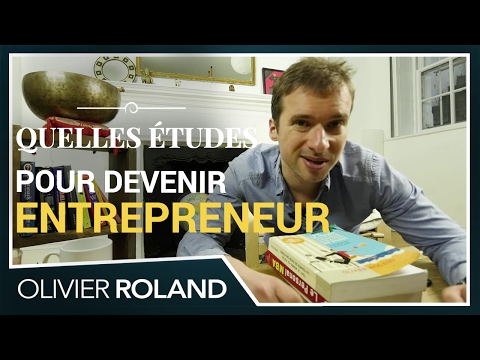 Quelles sont les MEILLEURES études à suivre pour être entrepreneur ? (298/365)