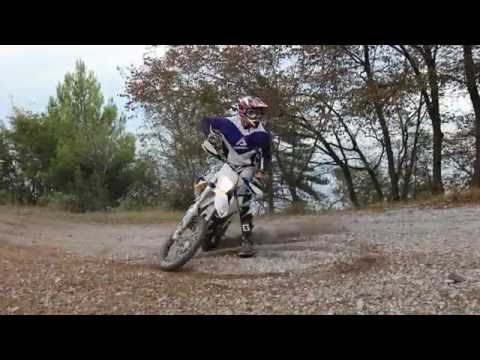 Husqvarna te 300- Believe in your dreams