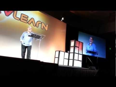 Jon Landau at DevLearn 2012 (Las Vegas) - Technology and Innovation (part 2 of 5)
