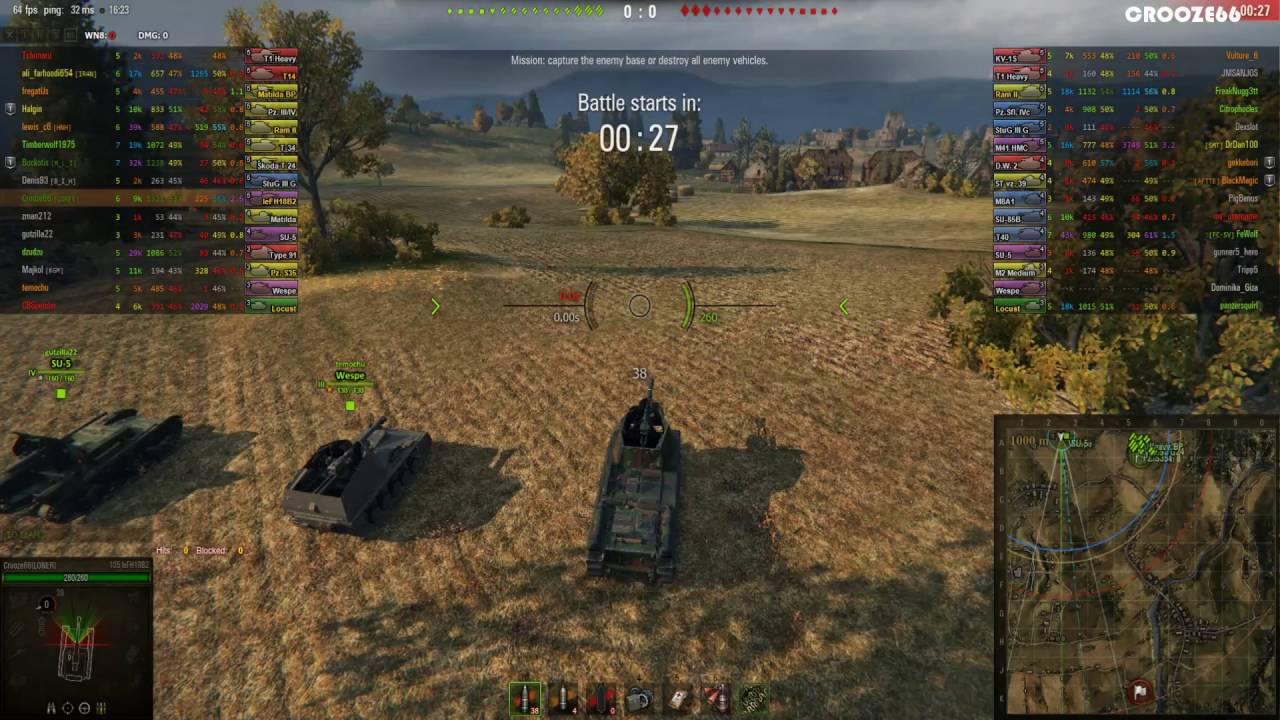 How to Reduce World of Tanks Lag - Kill Ping