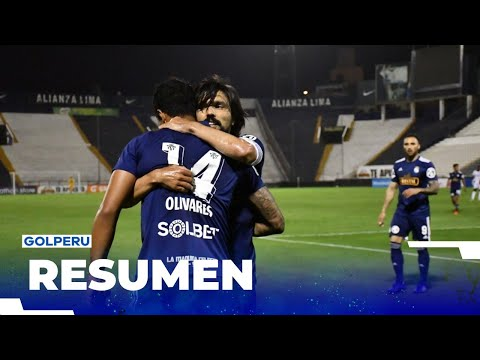 Grau Sporting Cristal Goals And Highlights