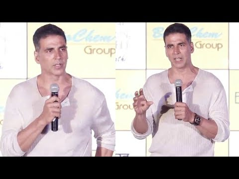 Fitness Icon Akshay Kumar Launches Anti-Cancer Product Mp3
