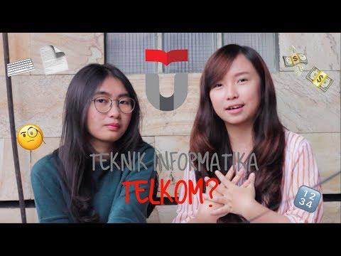 #CollegeLife1 Gimana rasanya kuliah di Teknik Informatika Telkom University? Biayanya mahal? 😱