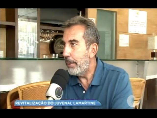 Balanço Geral - Revitalização do Juvenal Lamartine